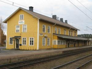 Långsele station